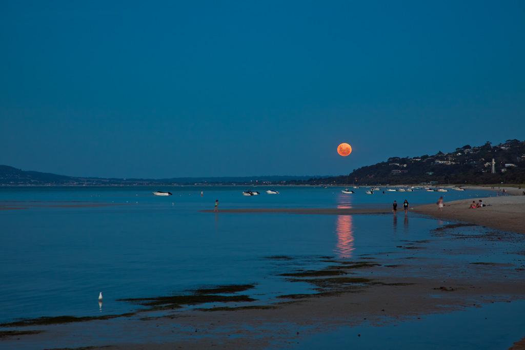 Rosebud Australia  City new picture : Moonrise Rosebud Beach vic Overclockers Australia Forums